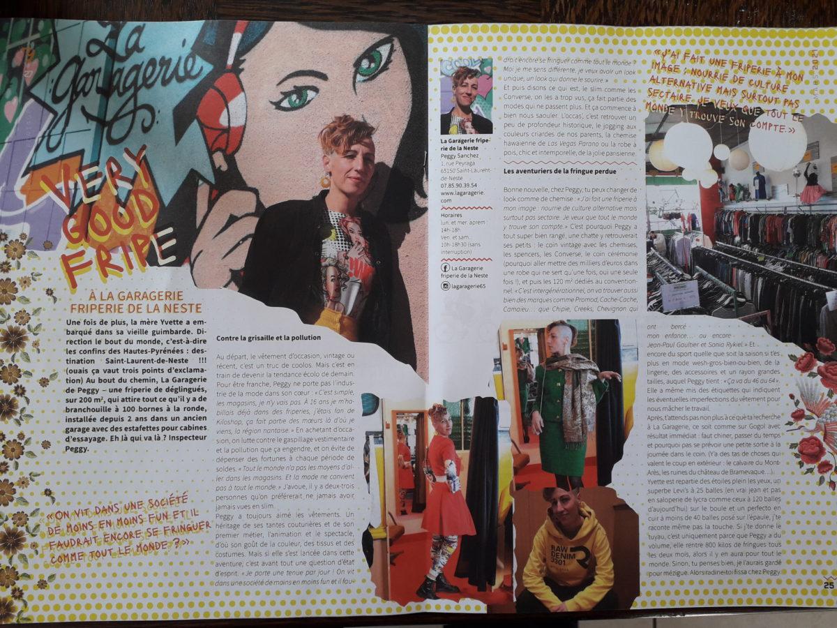 Publireportage Yvette Mag N°27 – Mars 2021